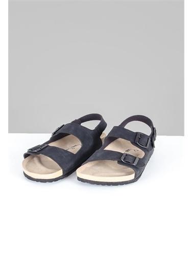 Pierre Cardin Spor Sandalet Siyah